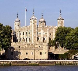 London, Traitors Gate